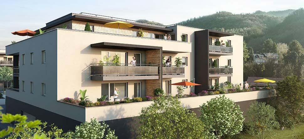 Appartement 3 pièces - 68 m² MURIANETTE